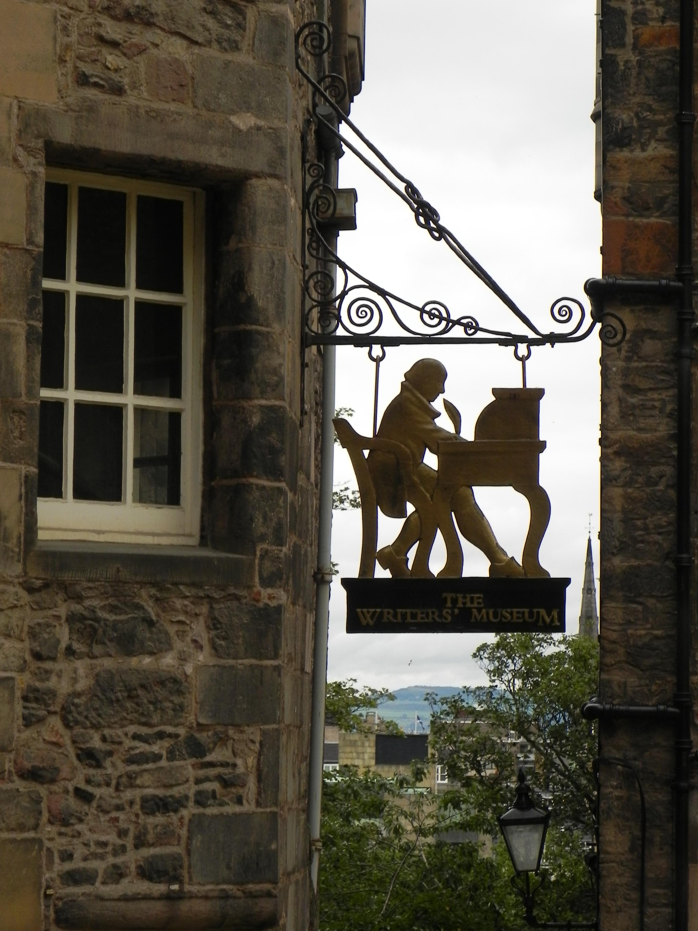 The Writers Museum Edinburgh