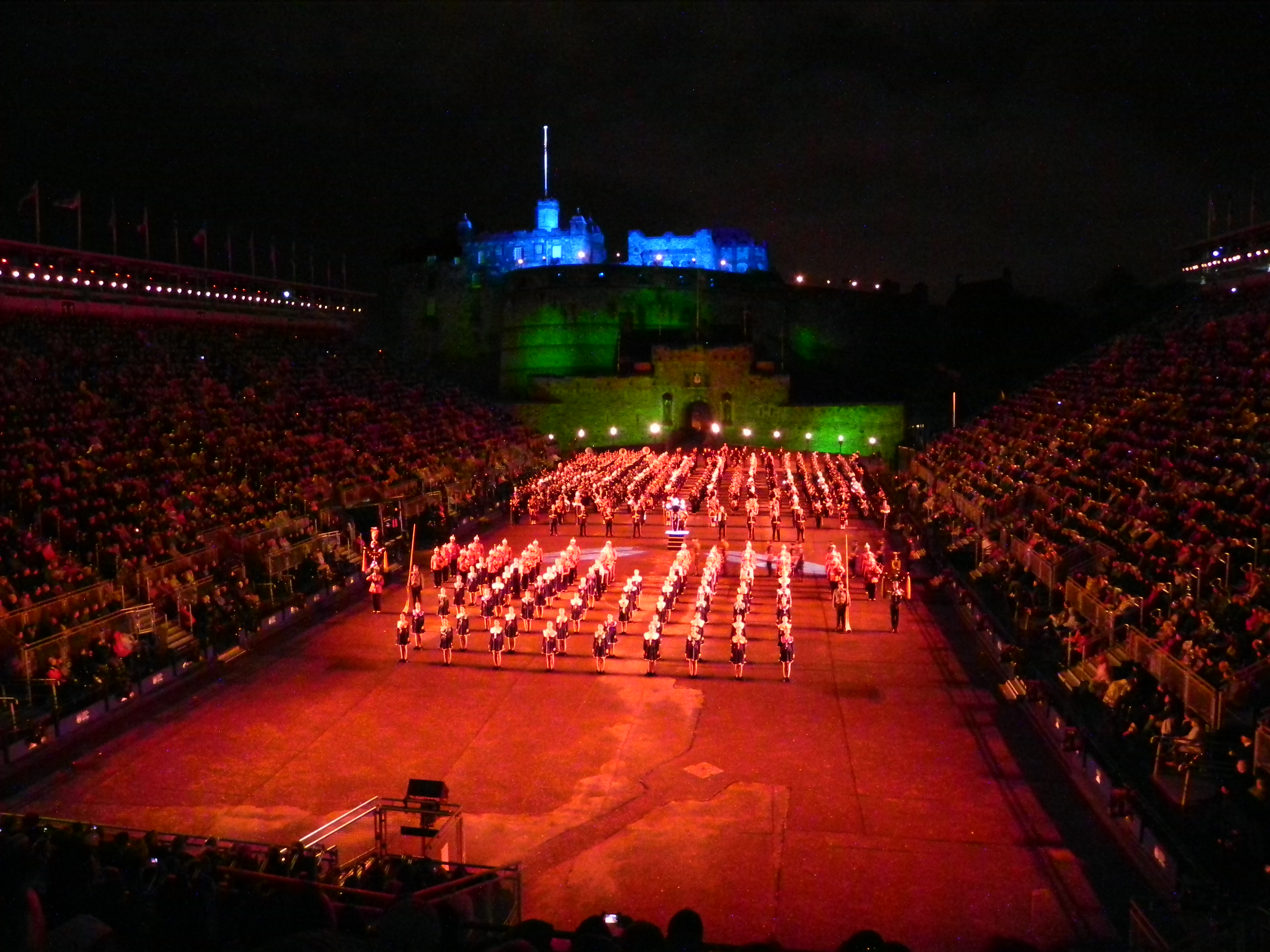 The Royal Edinburgh Military Tattoo 2011 - Final