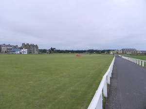 Old Course St. Andrews - Bahn 1