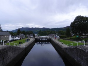 Fort Augustus - Neptuns Staircases