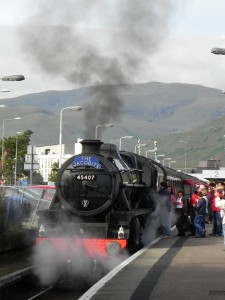 The Jacobite - West Coast Railway