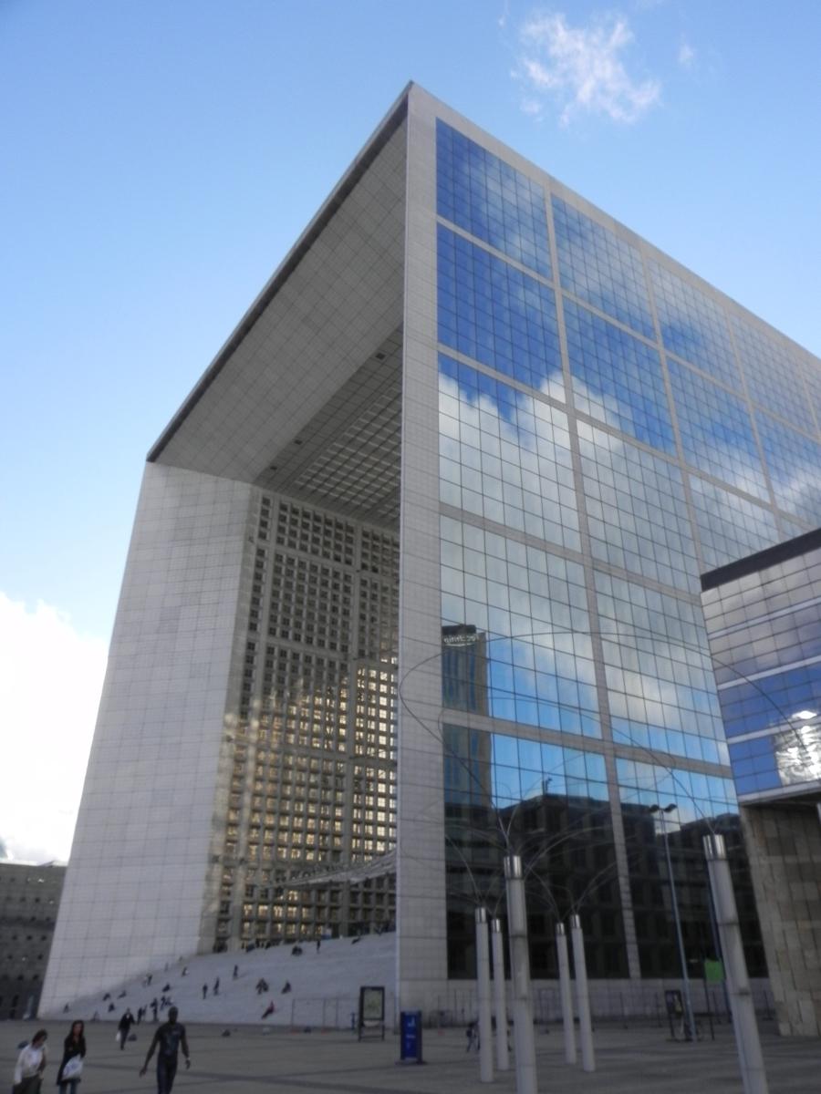 Paris - La Défense (Grande Arche)