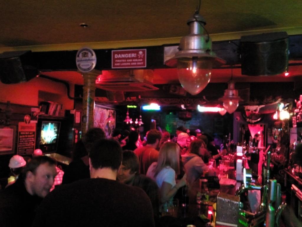 Moorings Bar Edinburgh