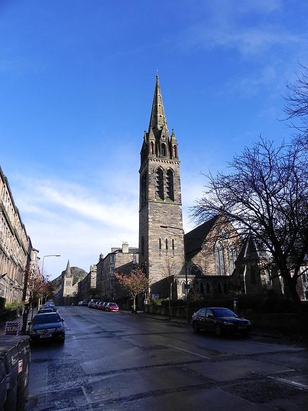Edinburgh Newington