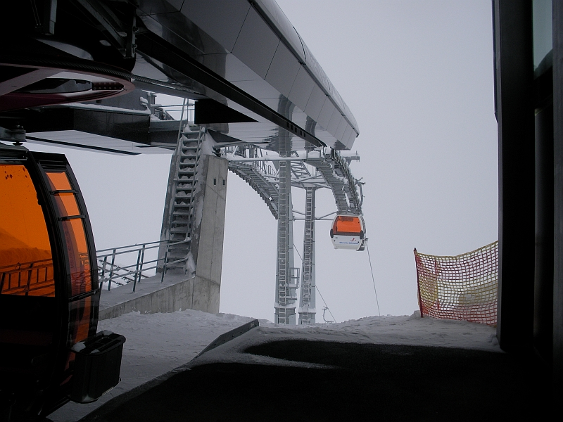 Neue Kabinenbahn