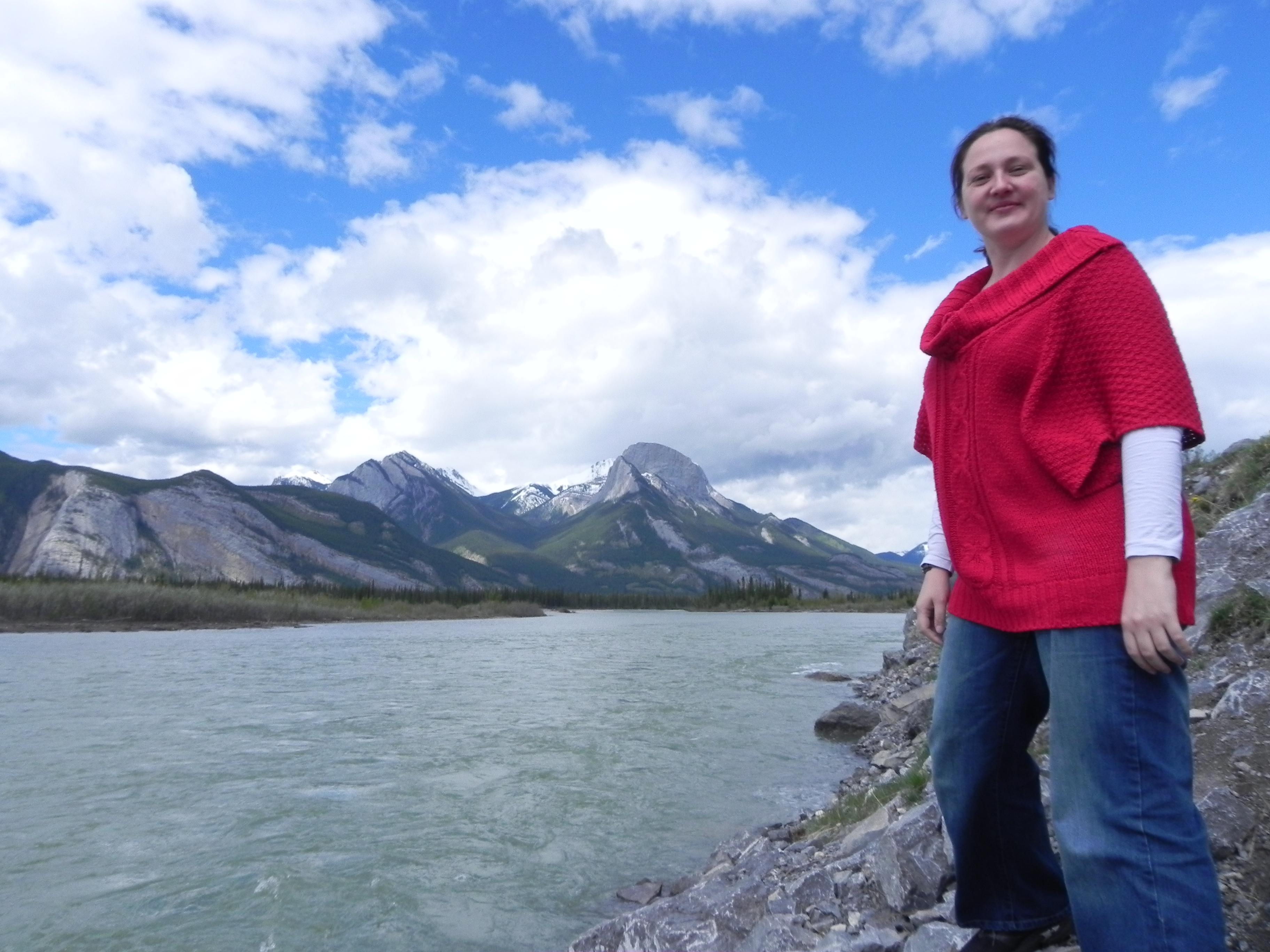Am Jasper Lake