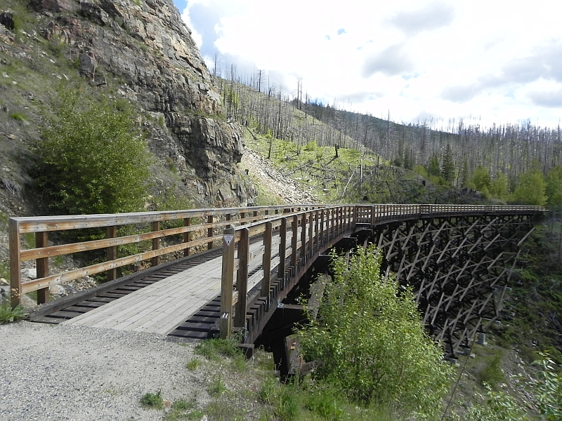 Kettle Valley Rail Trail