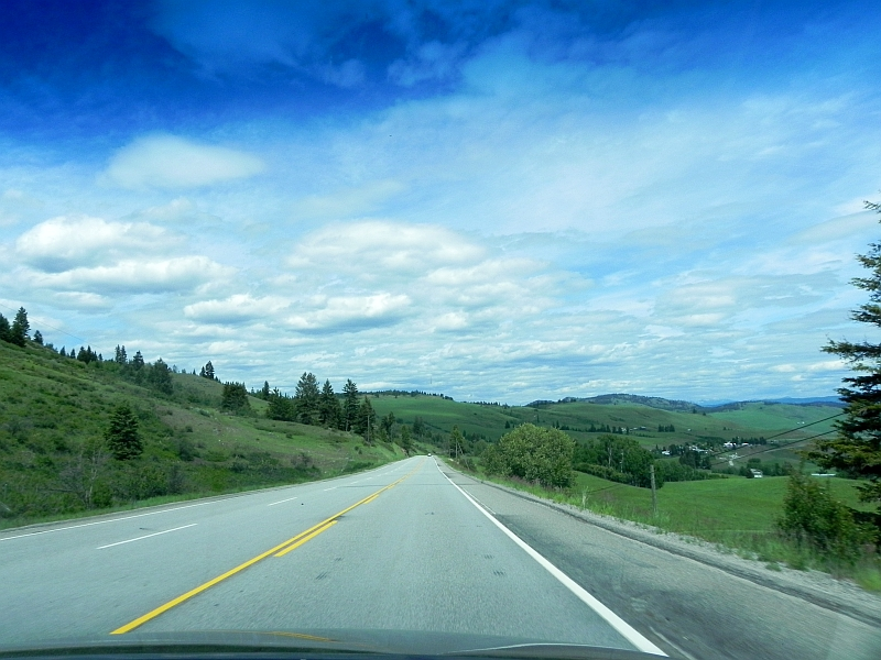 Crowsnest Highway