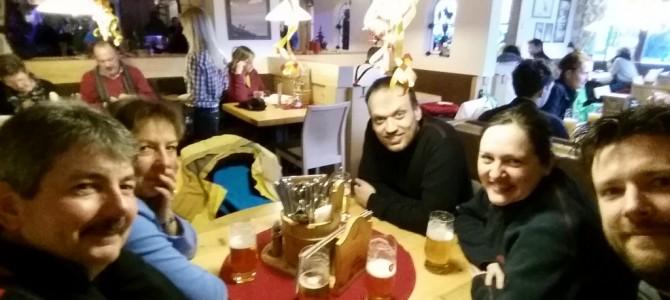 Der Fan-Club der Brauerei Fohrenburger