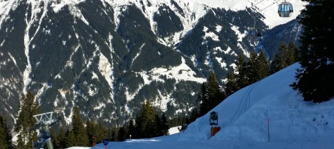 """Der fünfte Tag oder """"Hey, das klappt ja mit dem Skifahren!"""""""