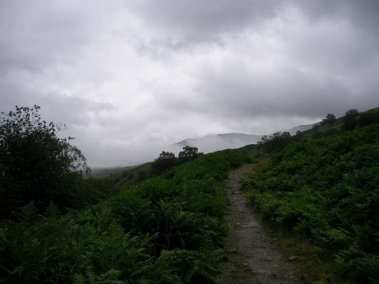 West Highland WayInverarnen - Tyndrum