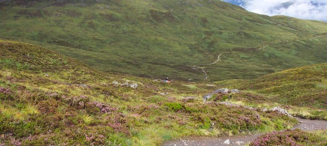 West Highland Way 3. Teil – Etappe 4