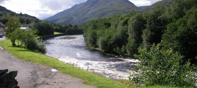 West Highland Way 4. Teil – Etappe 5