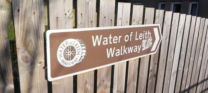 Das Wasser von Leith