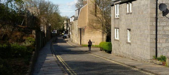 Aberdeen zu Fuß entdecken