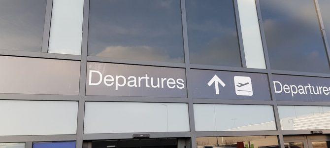 Zurück nach Hause