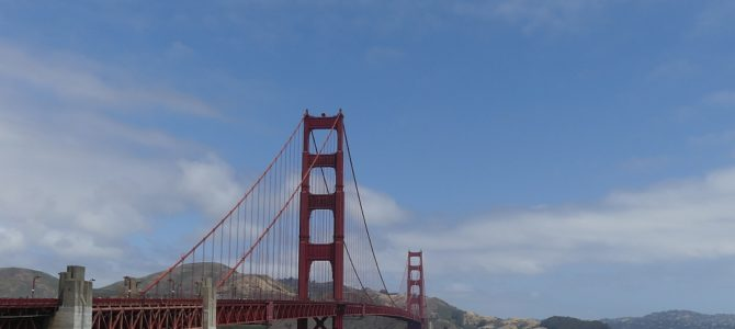 Golden Gate Bridge und Sausalito